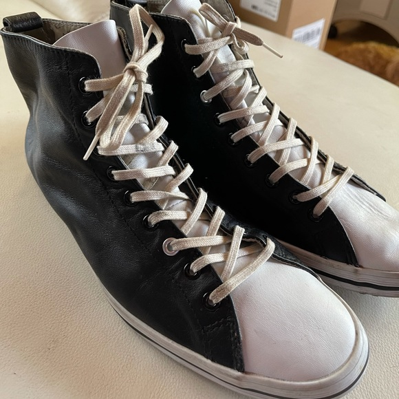 Paul Smith Pinafore Trainers Size 7.5 Mens